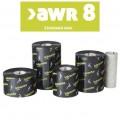 Mực in mã vạch Ruy băng Wax AWR8